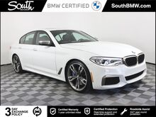 2018_BMW_5 Series_M550i xDrive_ Miami FL