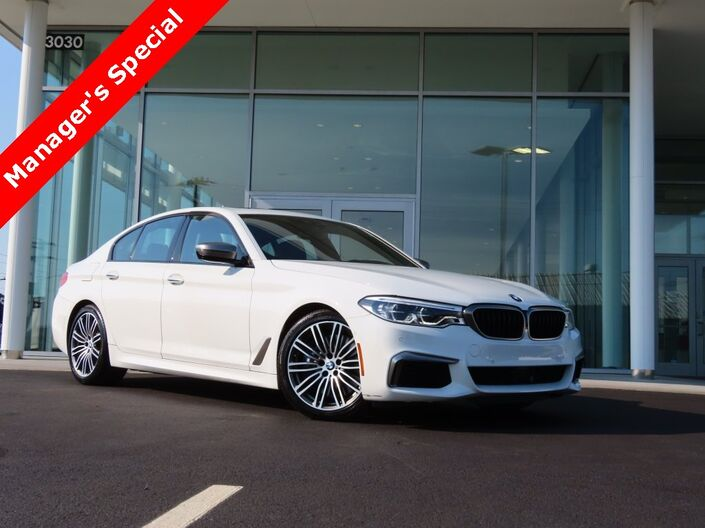 2018 BMW 5 Series M550i xDrive Oshkosh WI