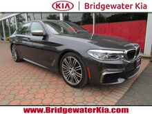 2018_BMW_5 Series_M550i xDrive Sedan,_ Bridgewater NJ