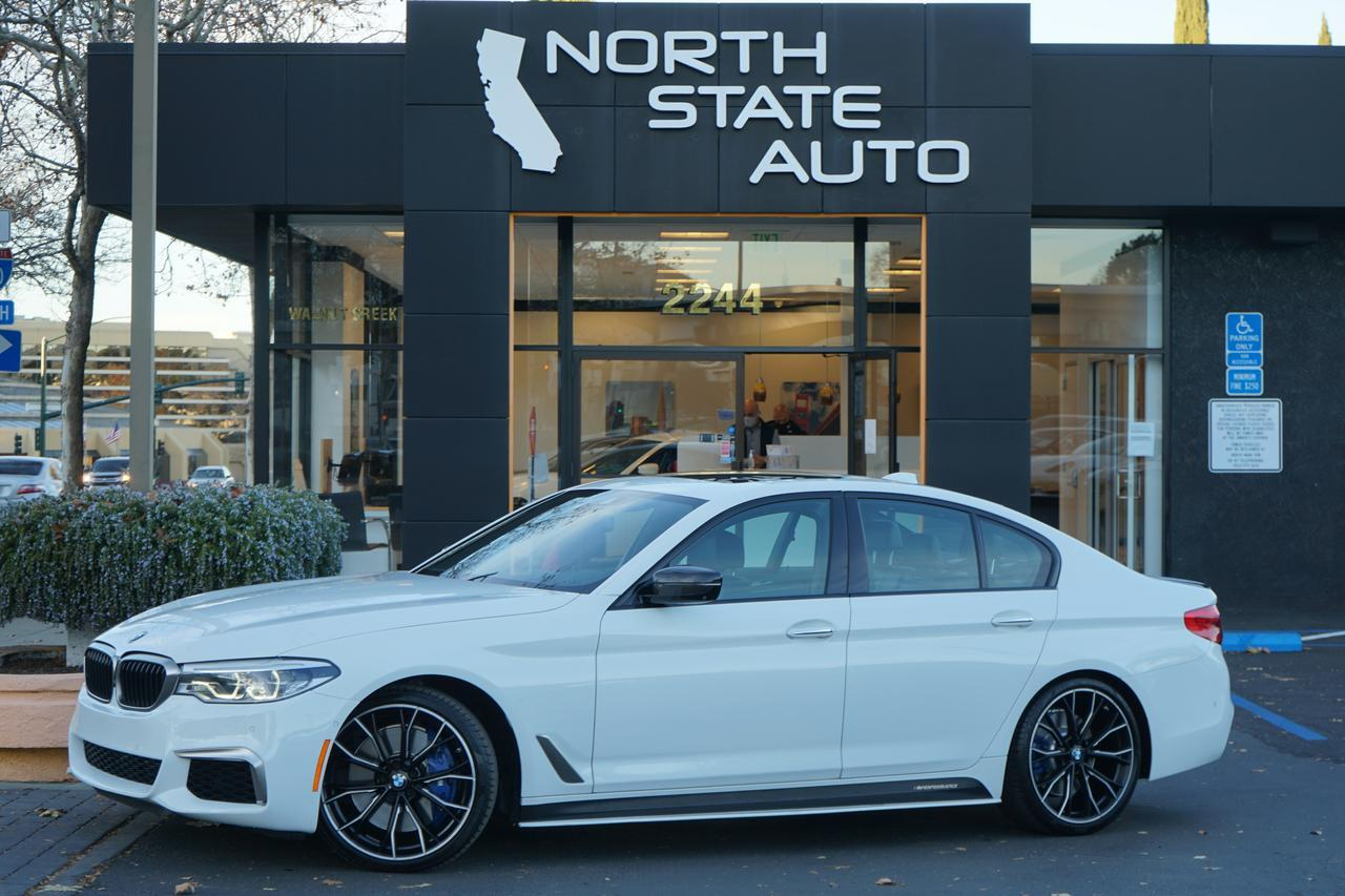 2018 BMW 5 Series M550i xDrive Walnut Creek CA