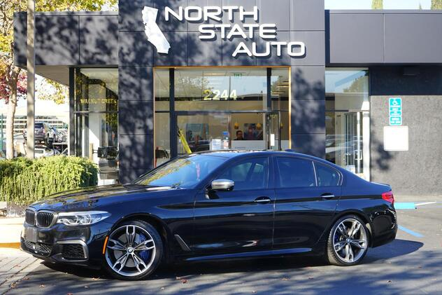 2018_BMW_5 Series_M550i xDrive_ Walnut Creek CA