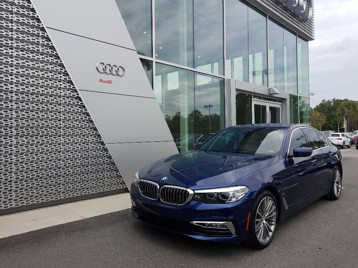 2018 BMW 5 series 530e iPerformance Columbia SC
