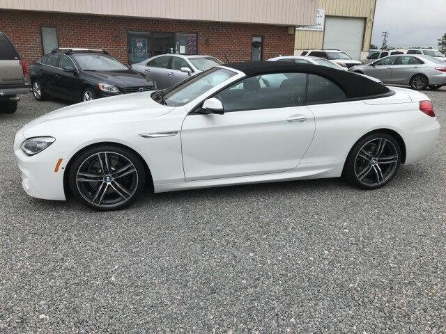 2018 BMW 6 Series 640i Convertible Ashland VA