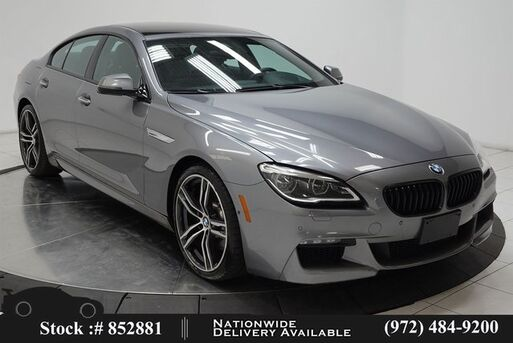 2018_BMW_6 Series_640i Gran Coupe M SPORT EDITION,DRVR ASST,HEADS UP_ Plano TX