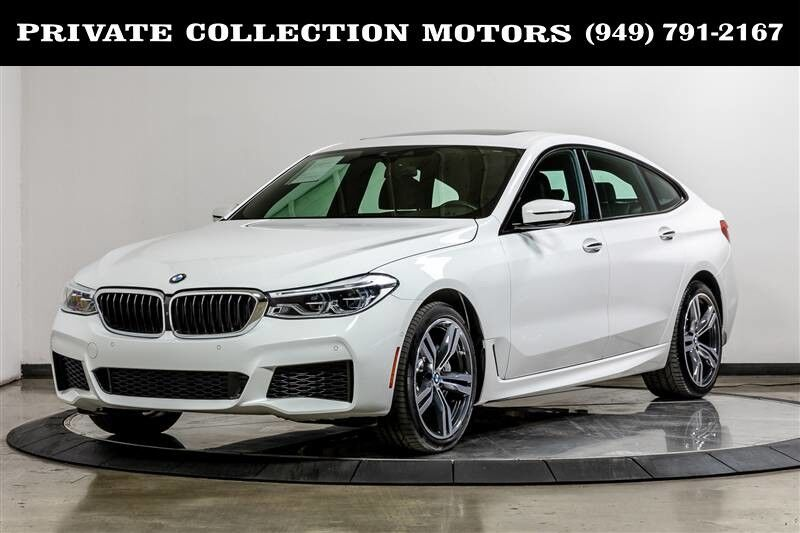 2018 BMW 640i 6 Series M Sport xDrive MSRP $81,200 Costa Mesa CA