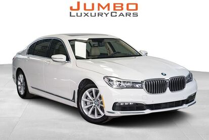 2018_BMW_7 Series_740i_ Hollywood FL