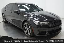 BMW 7 Series 740i M SPORT,NAV,CAM,PANO,HTD STS,FULL LED 2018