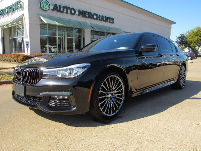 2018 BMW 7-Series 740i, MSRP $95,115 , M Sport Pkg, Executive Pkg , Driving Assistance Package, Parking Assistance Pkg Plano TX