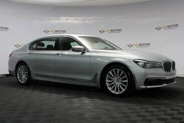 2018_BMW_7 Series_740i Pano,Nav,RearView Cam,Heated Seat,Blind Spot_ Houston TX
