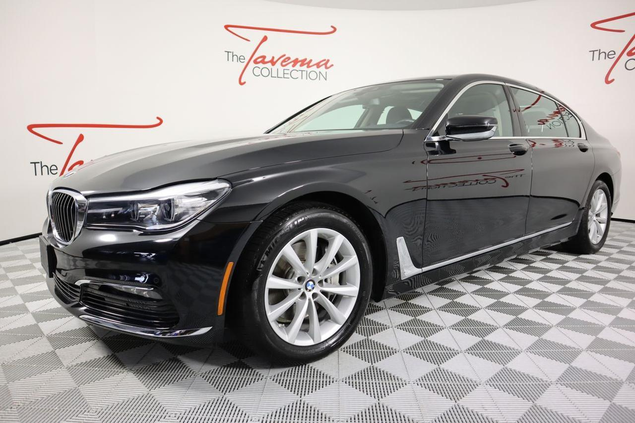 2018 BMW 7 Series 740i Sedan 4D Hollywood FL