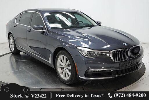 2018_BMW_7 Series_740i xDrive DRVR ASST,NAV,CAM,PANO,BLIND SPOT_ Plano TX