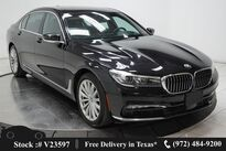 BMW 7 Series 740i xDrive DRVR ASST,NAV,CAM,PANO,HEADS UP 2018