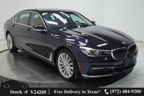 BMW 7 Series 740i xDrive NAV,CAM,PANO,CLMT STS,BLIND SPOT 2018