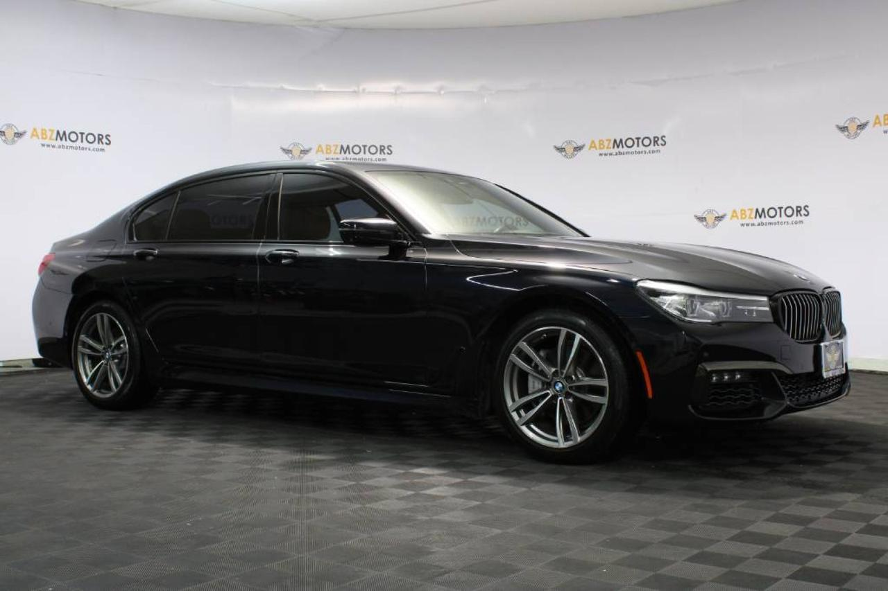 2018 BMW 7 Series 740i xDrive Nav,360 Cam,Heads Up Dispaly,Heated Seats Houston TX