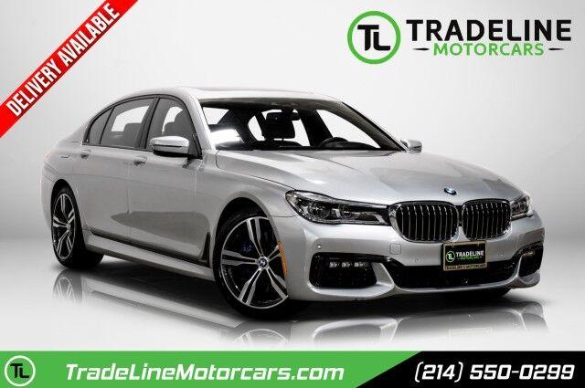 2018 BMW 7 Series 750i CARROLLTON TX