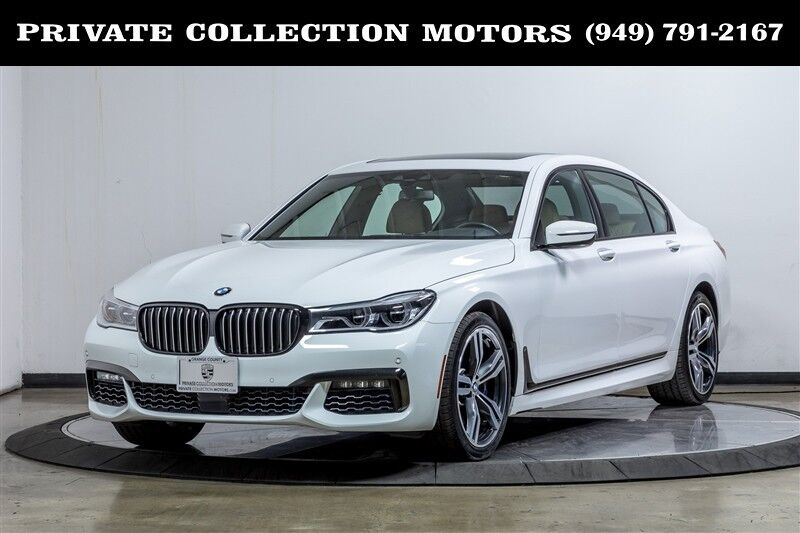 2018_BMW_7 Series_750i_ Costa Mesa CA