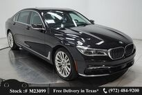 BMW 7 Series 750i DRVR ASST+,EXECUTIVE,NAV,CAM,PANO,$111K MSRP 2018