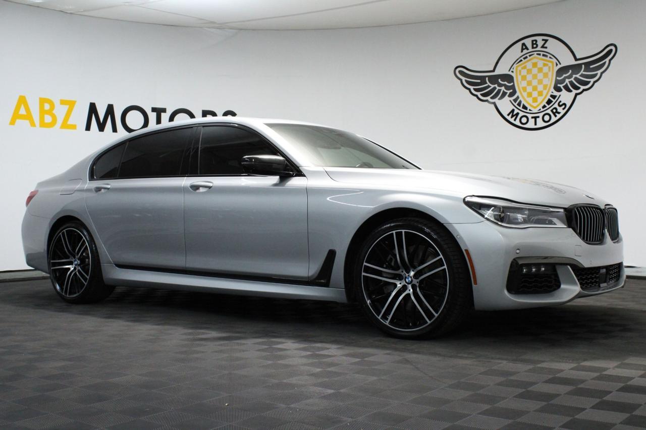 2018 BMW 7 Series 750i Houston TX