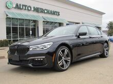 2018_BMW_7-Series_750i ***M SPORT*** Dual Moonroof, Automatic Headlights, Back-Up Camera, Blind Spot Monitor_ Plano TX