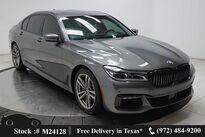 BMW 7 Series 750i M SPORT,DRVR ASST+,LUX REAR STS,$113K MSRP 2018
