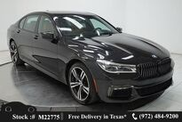 BMW 7 Series 750i M SPORT,NAV,CAM,PANO,CLMT STS,HEADS UP 2018