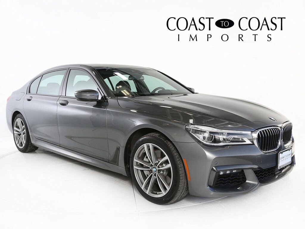 2018 BMW 7 Series 750i xDrive Indianapolis IN