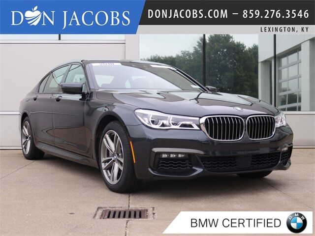 2018 BMW 7 Series 750i xDrive Lexington KY