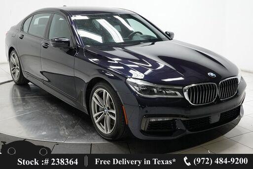 2018_BMW_7 Series_750i xDrive M SPORT,DRVR ASST PLUS,NAV,CAM,PANO_ Plano TX