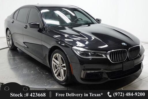 2018_BMW_7 Series_750i xDrive M SPORT,DRVR AST,NAV,CAM,PANO,CLMT STS_ Plano TX
