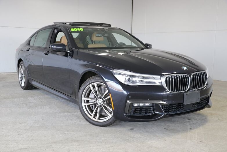 2018 BMW 7 Series 750i xDrive Merriam KS