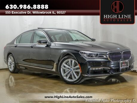 2018_BMW_7 Series_750i xDrive_ Willowbrook IL