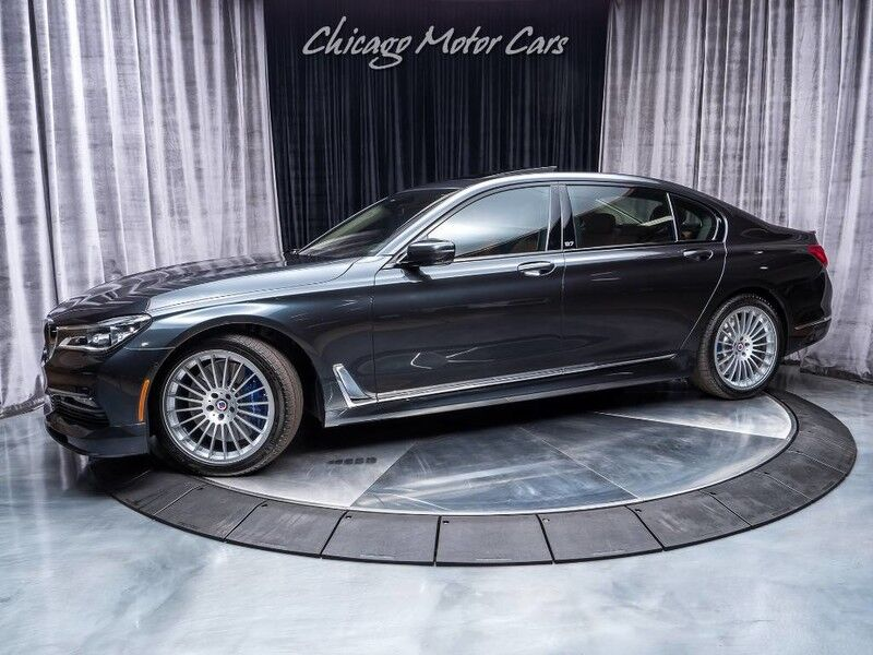 2018_BMW_7 Series ALPINA B7 xDrive_Sedan MSRP $163,945+_ Chicago IL