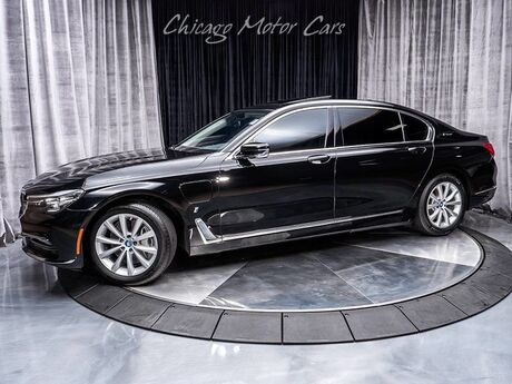 2018 BMW 740e xDrive iPerformance MSRP $91,695+ Chicago IL