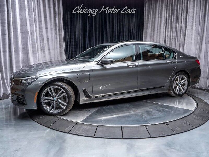 2018_BMW_740e xDrive iPerformance_Sedan M Sport_ Chicago IL