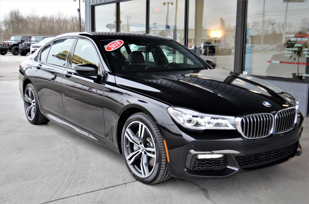 2018 BMW 750 I Knoxville TN