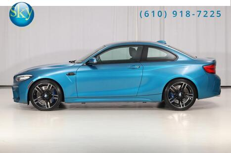 2018_BMW_M2_Coupe_ West Chester PA