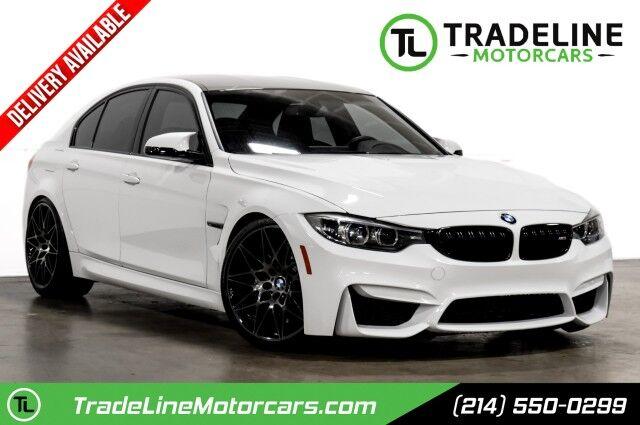 2018 BMW M3  CARROLLTON TX