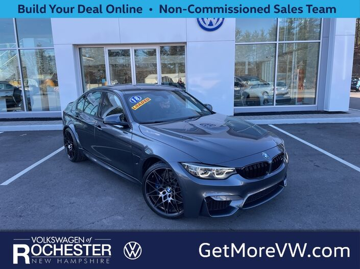 2018 BMW M3 Base Rochester NH