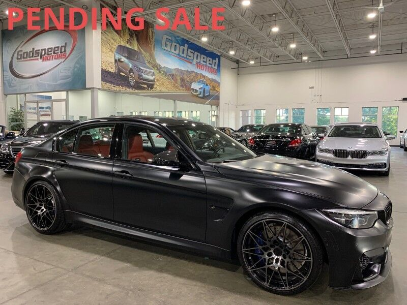 2018_BMW_M3_Competition 88K MSRP_ Charlotte NC