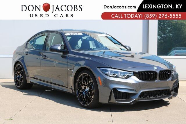 2018 BMW M3 Double Clutch Lexington KY