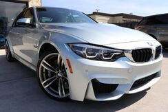 2018_BMW_M3_EXECUTIVE PACKAGE, RARE 6 SPEED MANUAL,1 OWNER,WARRANTY!_ Houston TX