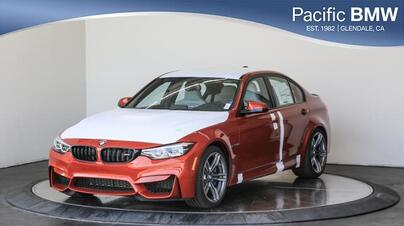 2018_BMW_M3_Sedan_ Glendale CA