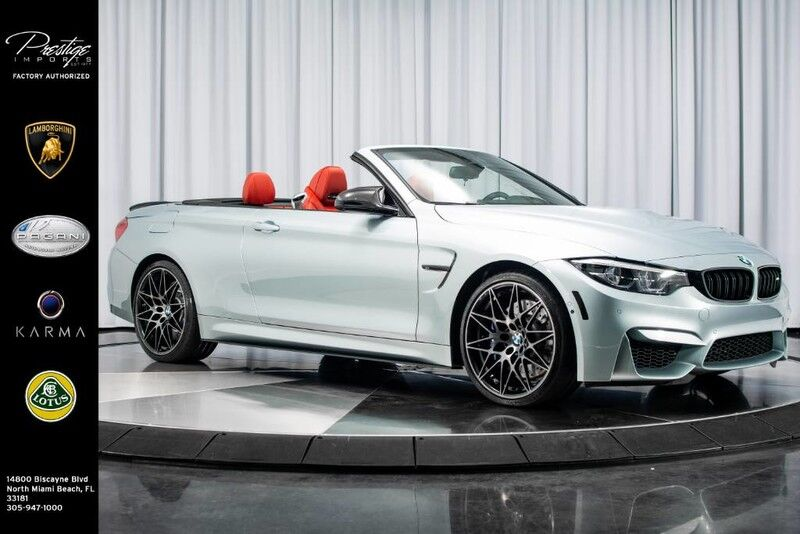 2018_BMW_M4__ North Miami Beach FL