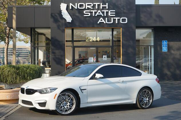 2018_BMW_M4__ Walnut Creek CA