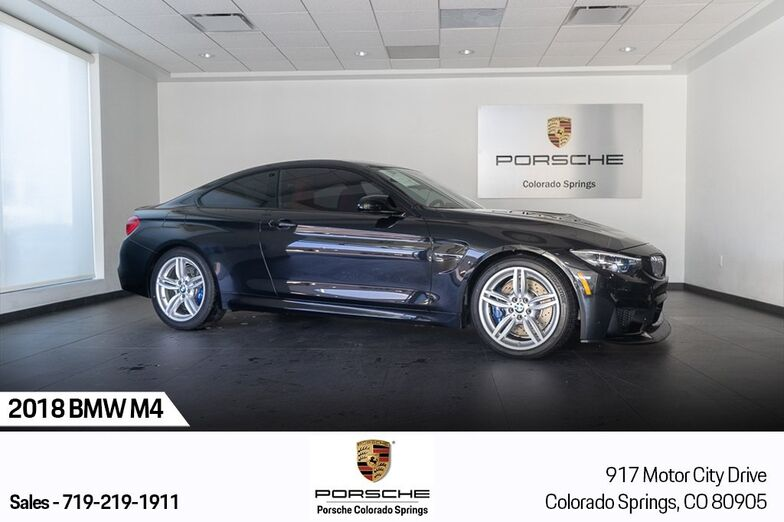 2018 BMW M4 Base Colorado Springs CO