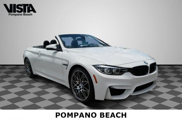 2018 BMW M4 Base Pompano Beach FL