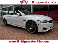 2018_BMW_M4_Convertible, M Competition Package, Navigation, Rear-View Camera, Head-Up Display, Harman Kardon Surround Sound, Apple CarPlay, Heated Leather Seats, Adaptive M Suspension, 20-Inch Alloy Wheels,_ Bridgewater NJ