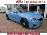 2018 BMW M4 Coupe,