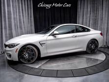BMW M4 Coupe Competition Package **MSRP $81,145** 2018