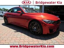 2018_BMW_M4_Coupe, M Competition Package, Navigation, Rear-View Camera, Head-Up Display, Harman Kardon Surround Sound, Apple CarPlay, Heated Leather Seats, Adaptive M Suspension, 20-Inch Alloy Wheels,_ Bridgewater NJ